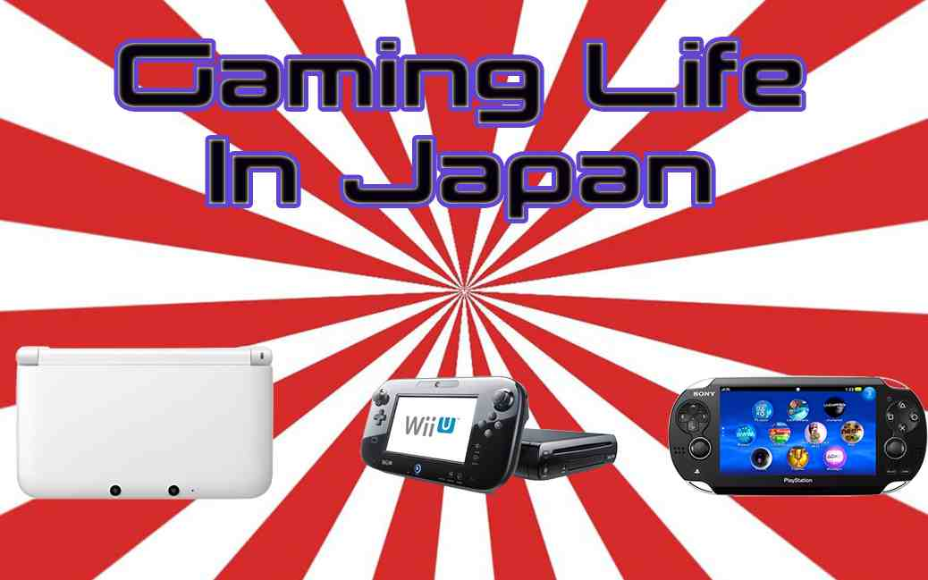 Gaming Life In Japan ~ 24/3/14 – 30/3/14