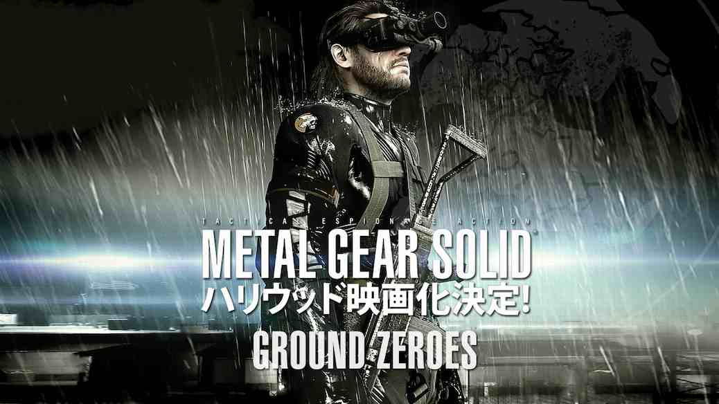 Ground Zeroes On PS Vita Using PS4 Remote Play