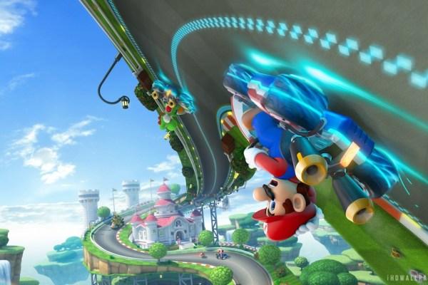 Mario Kart 8 Dated
