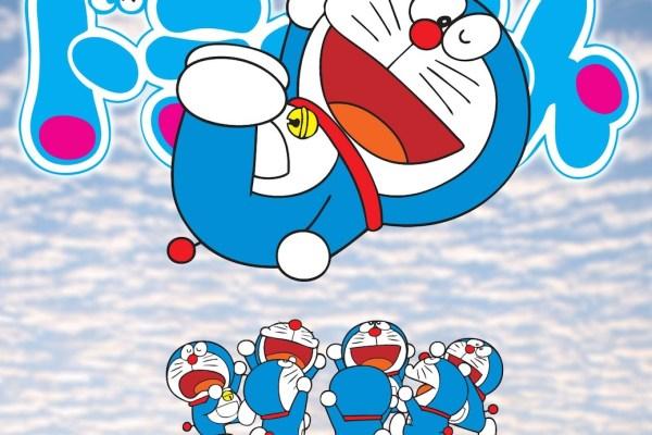 Doraemon Promo Hits Magazine Covers