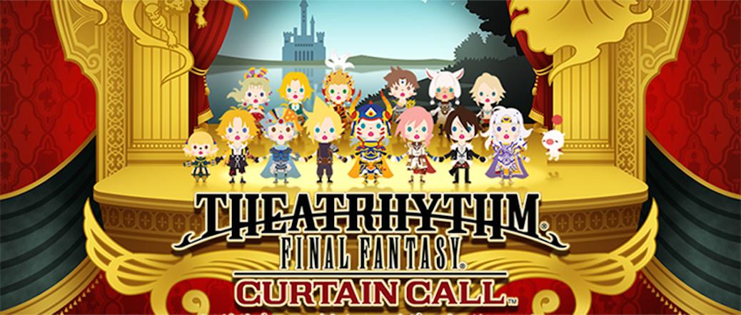 Theatrhythm Final Fantasy: Curtain Call Demo Lands On 3DS