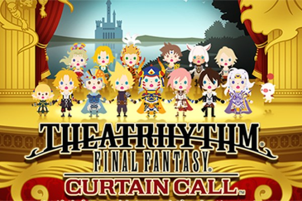 Theatrhythm Final Fantasy: Curtain Call Demo Lands On 3DS