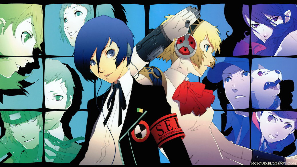New Trailer For Persona 3 Movie