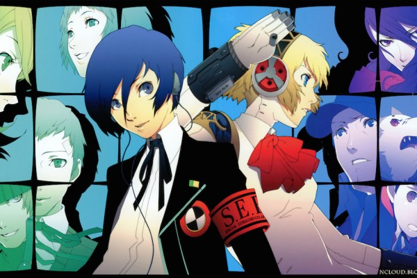 New Trailer For Persona 3 Movie