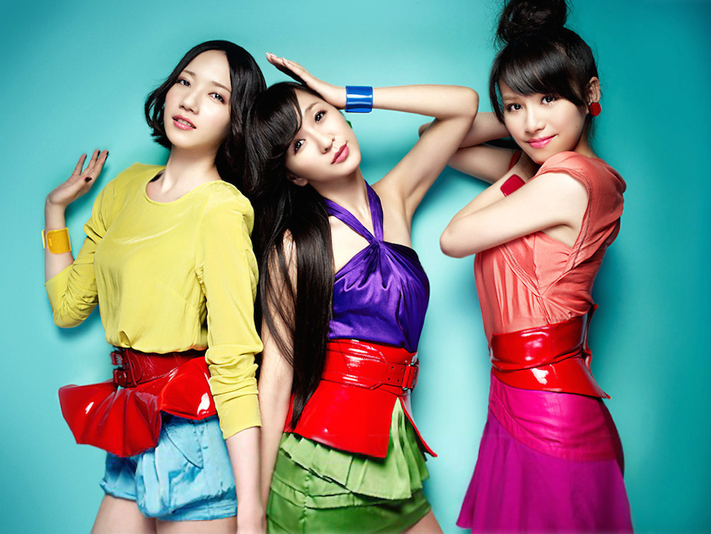 Perfume Are Back With Flash