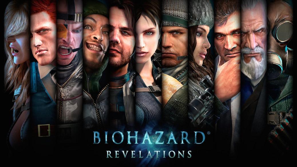 Resident Evil Revelations 2 First Look