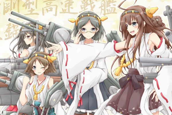 KanColle Introduces New Ship Girls
