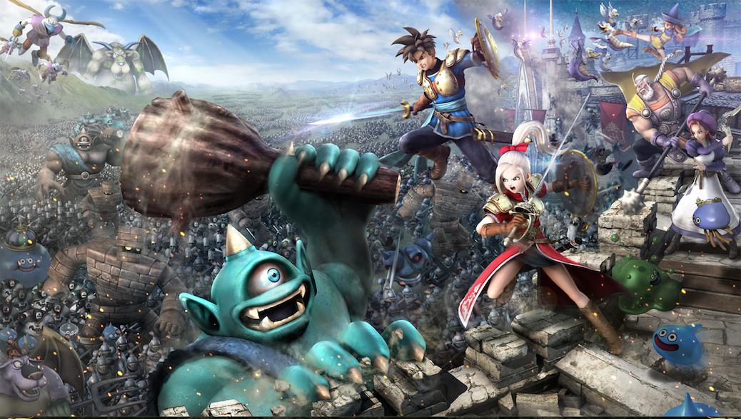 Shinjuku Shows Dragon Quest Promo