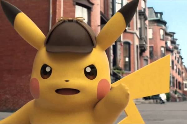 Detective Pikachu Bound for 3DS