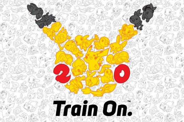 Pokemon 20th Anniversary