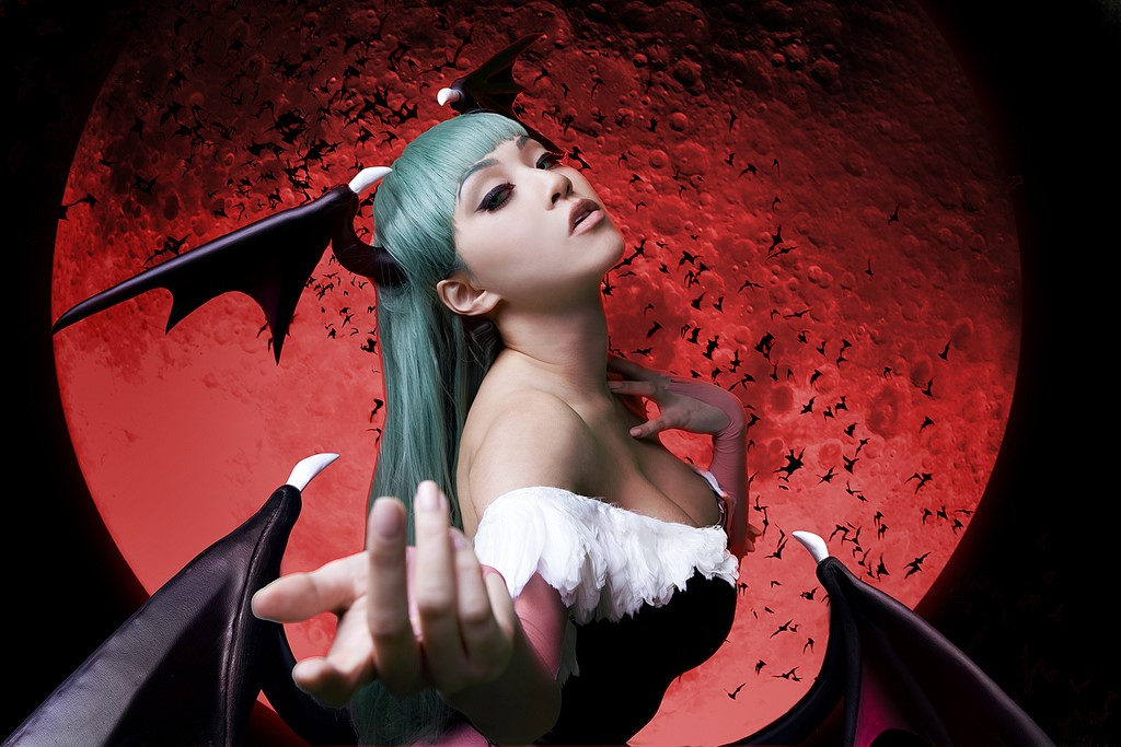 Interview – Vampy Bit Me (Cosplayer)