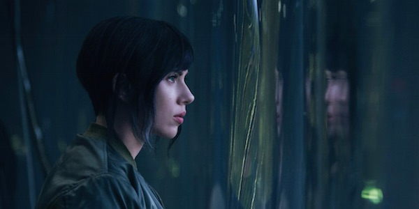 Ghost In The Shell First Official Trailer