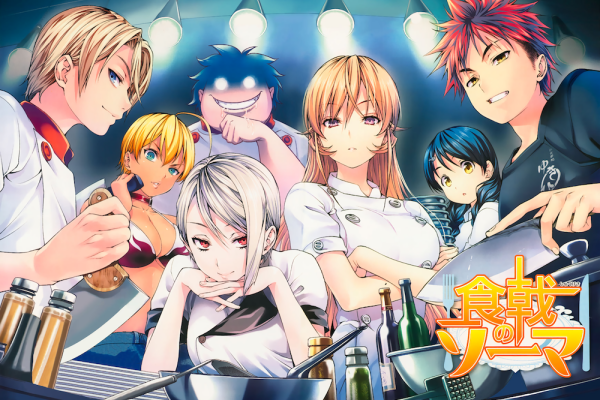 Live Action Food Wars Culinary Battle
