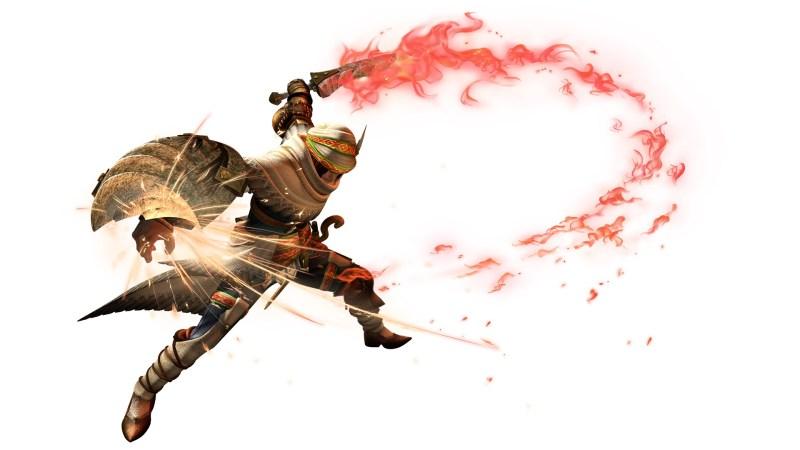 Hunter Sword and Shield