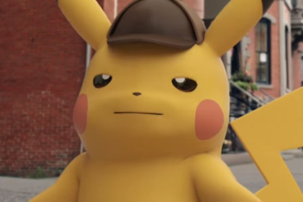 Great Detective Pikachu Live Action Movie