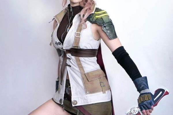 Some Awesome Cosplay Wizardry