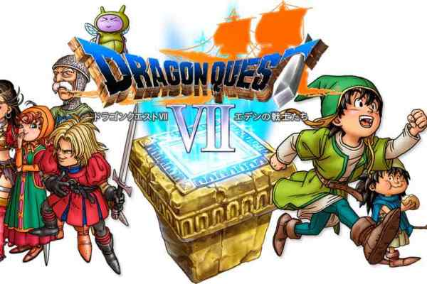 Review – Dragon Quest VII Fragments Of The Forgotten Past (3DS)