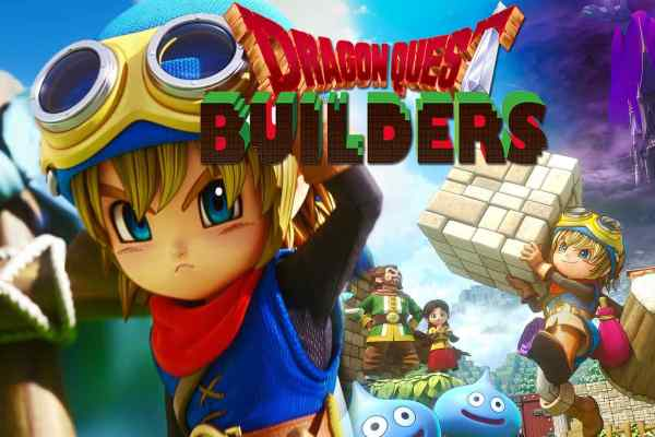 Pre-Order Bonuses Revealed For Dragon Quest Builders