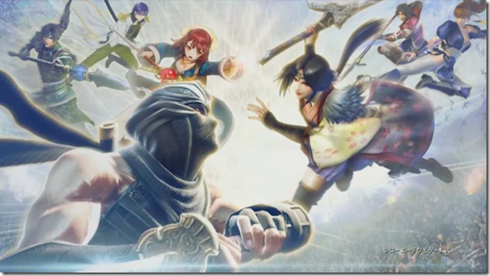 Musou Stars Adds New Character To Roster