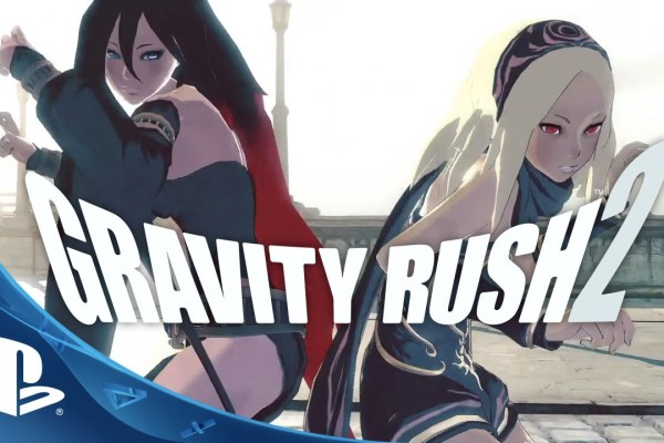 Gravity Rush 2 Gameplay TGS 16