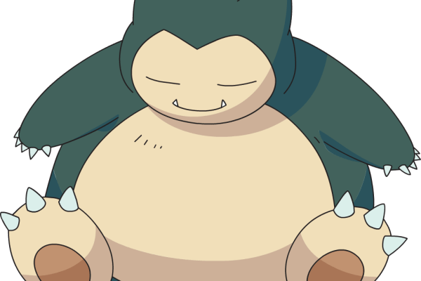 Snorlax Has A 20 Year Old Secret