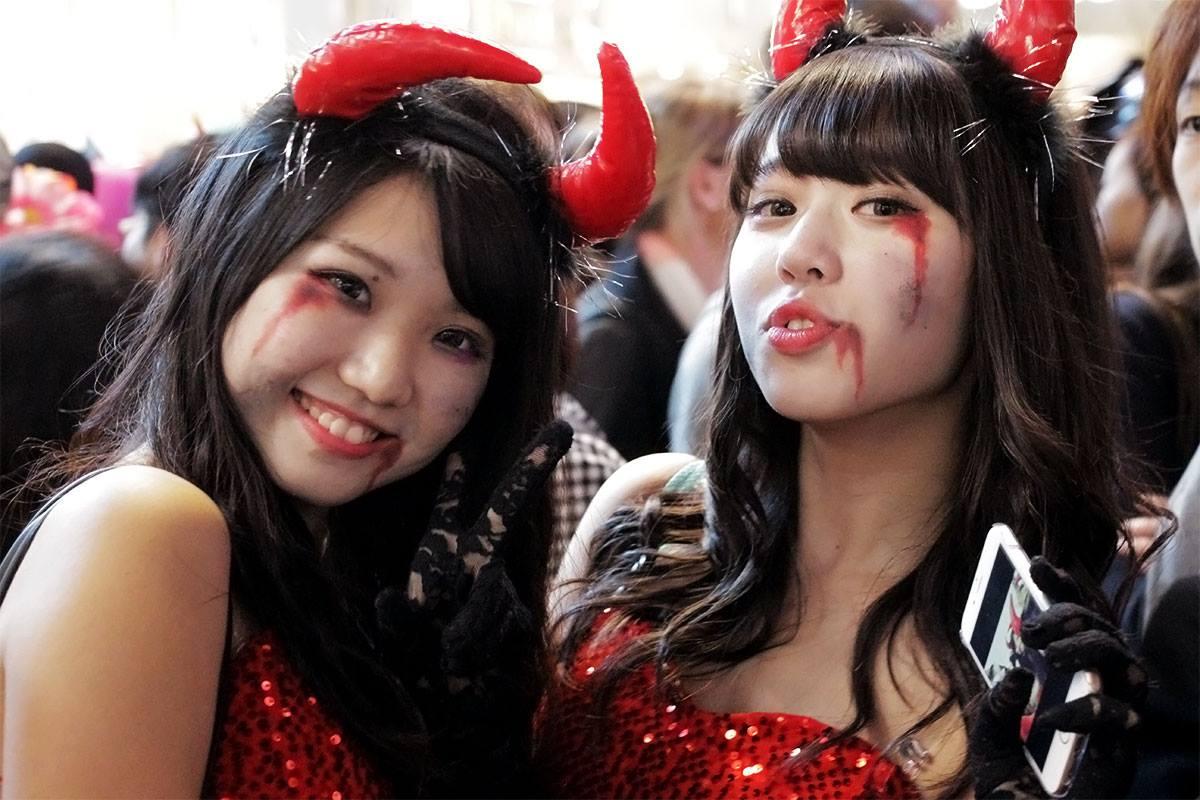 Halloween 2016 Tokyo Style