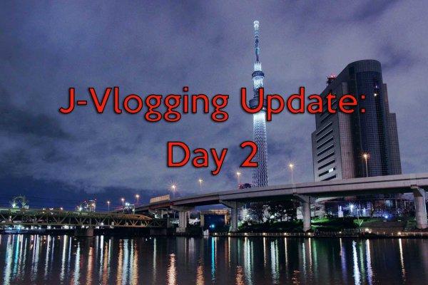 TOKYO SKYTREE: J-VLOGGING 2016 DAY 2