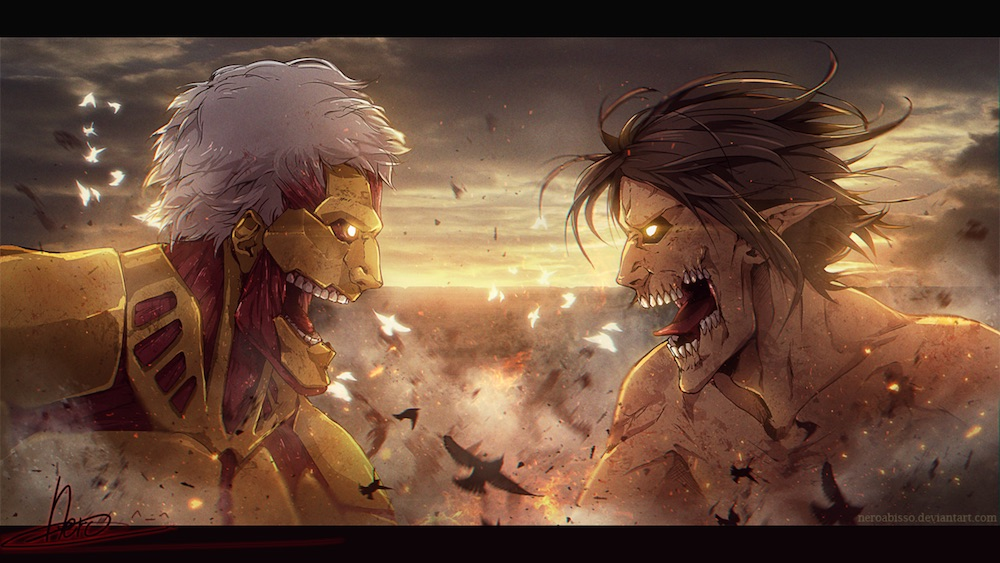 First Impressions: Attack On Titan Season 2 Episode 1
