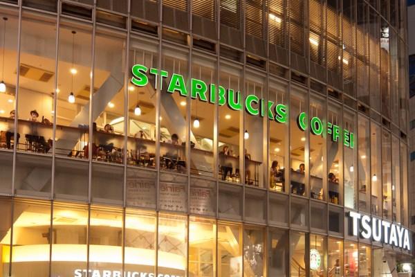 Christmas Drinks From Starbucks Japan