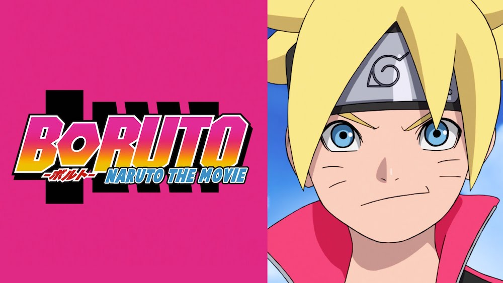 Review: Boruto Naruto The Movie (Blu Ray)