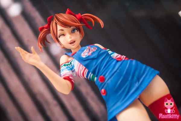Unboxing Bishoujo Horror Chucky Figure