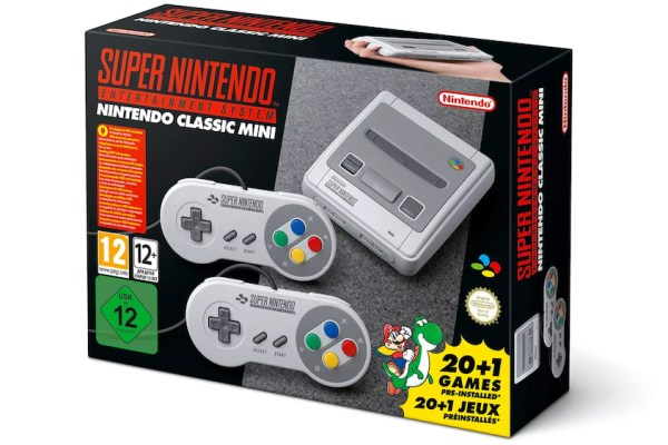 SNES Mini Coming To Australia