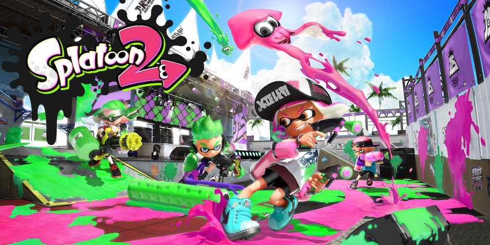 Review: Splatoon 2 (Nintendo Switch)