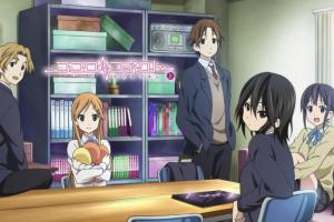 Anime Rewind: Kokoro Connect