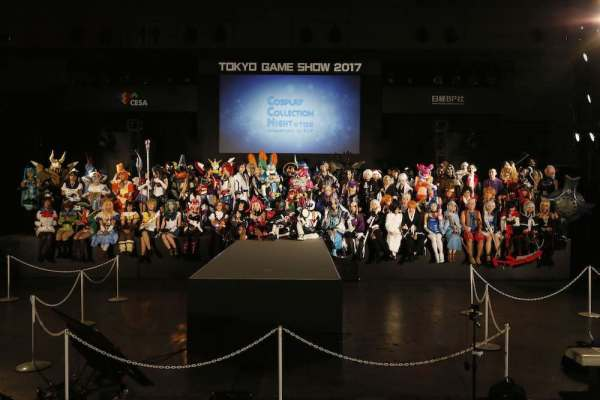 Cosplay Collection Night TGS 2017