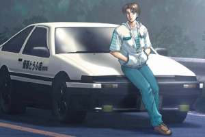 New Racing Manga From Initial D Author