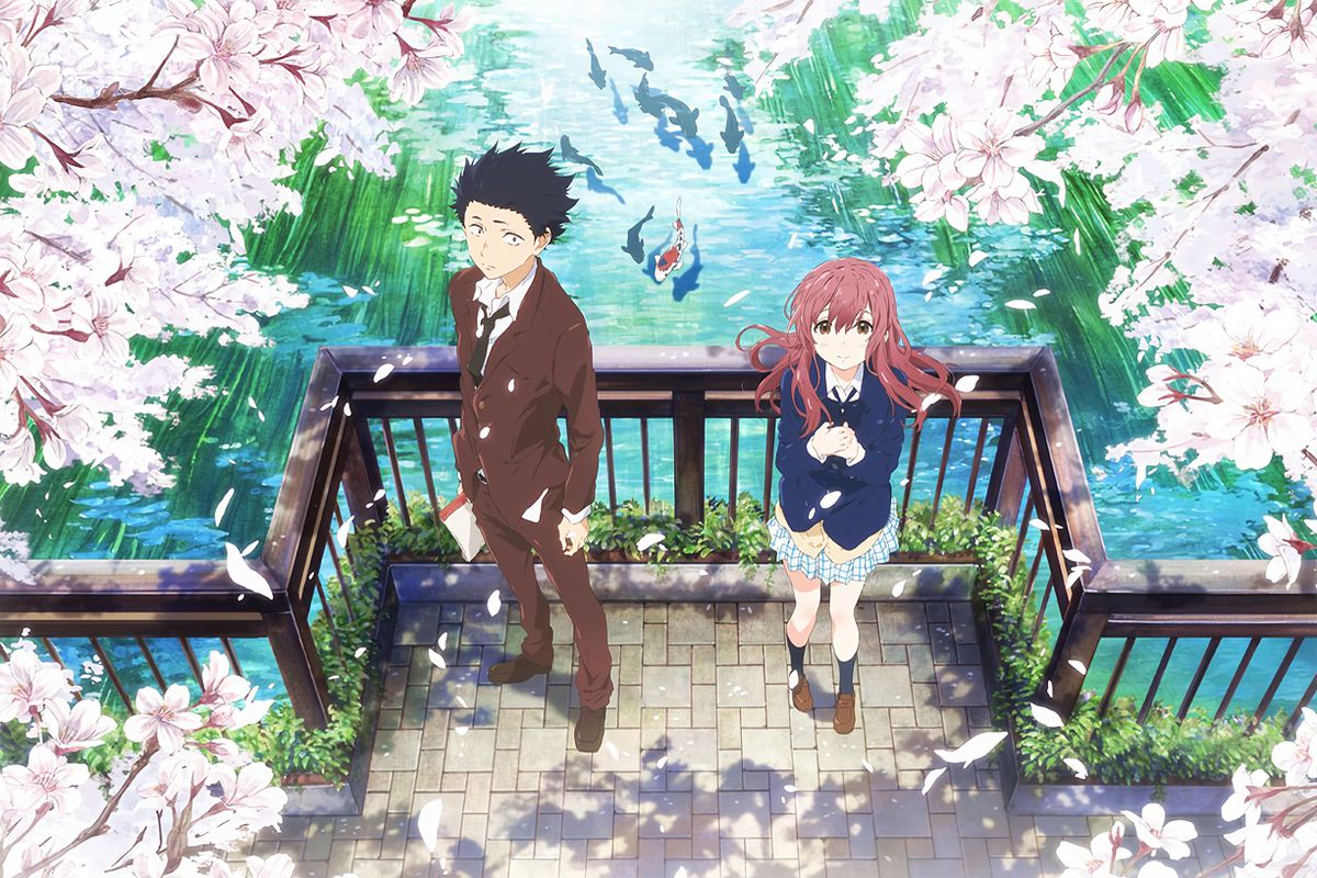 A Silent Voice Review (Blu Ray)
