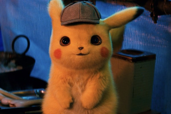 New Trailer Drops For Detective Pikachu