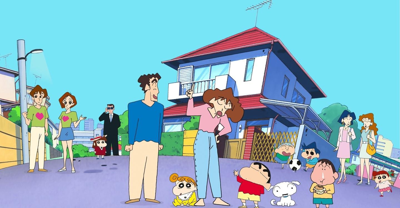 Crayon Shin-chan The Movie Shows New Trailer