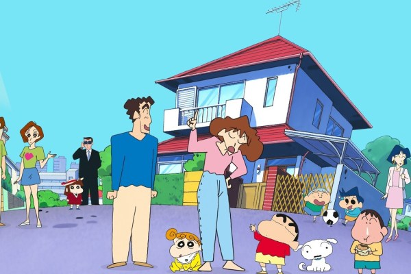 Crayon Shin-chan The Movie Shows New Trailer
