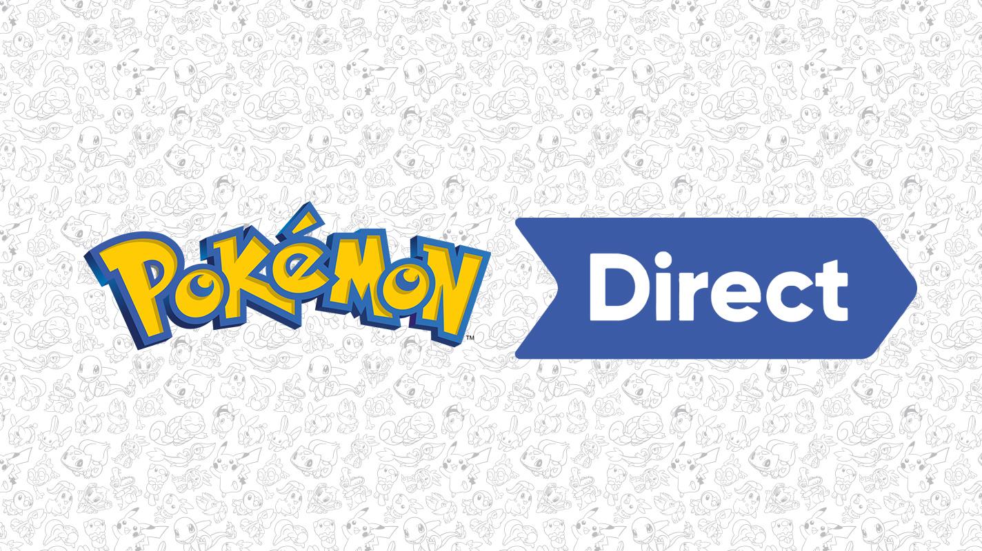 Pokemon Direct Incoming
