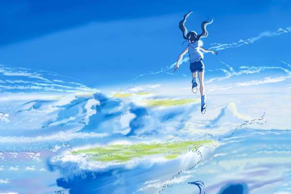 New Makoto Shinkai Film Drops Poster and Trailer
