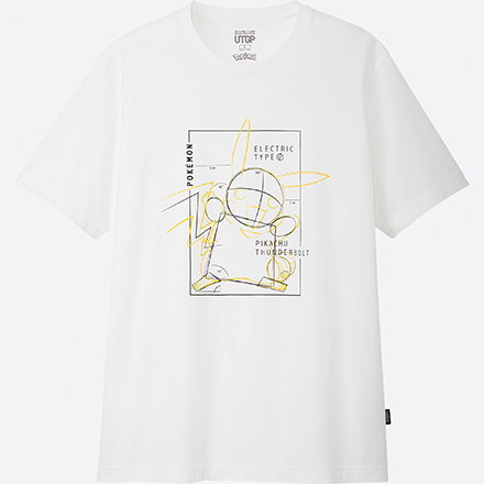 pokemon uniqlo25