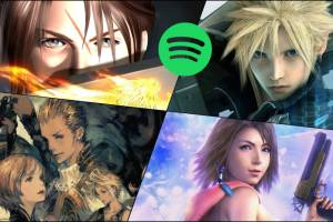Final Fantasy Lands On Spotify