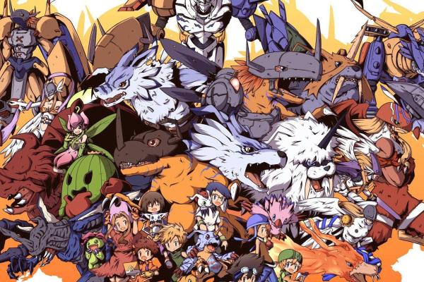 Welcome To Digimon World