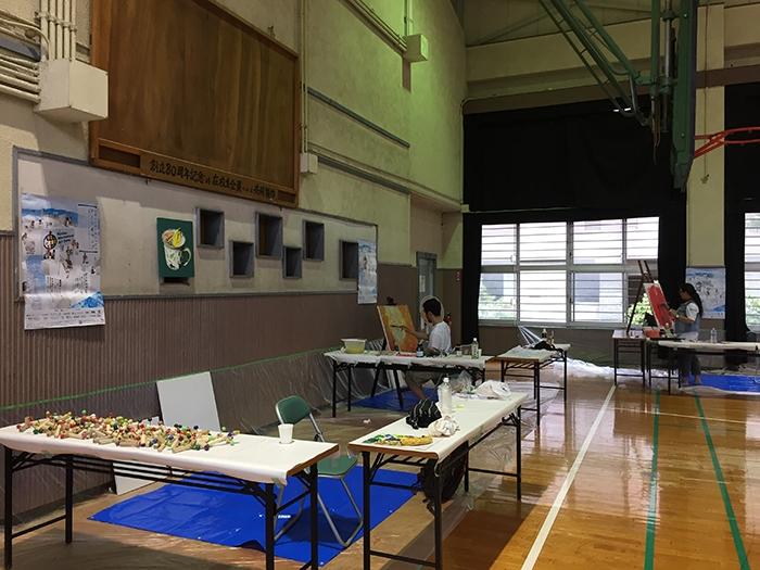 Kyushu International Art Camp 2