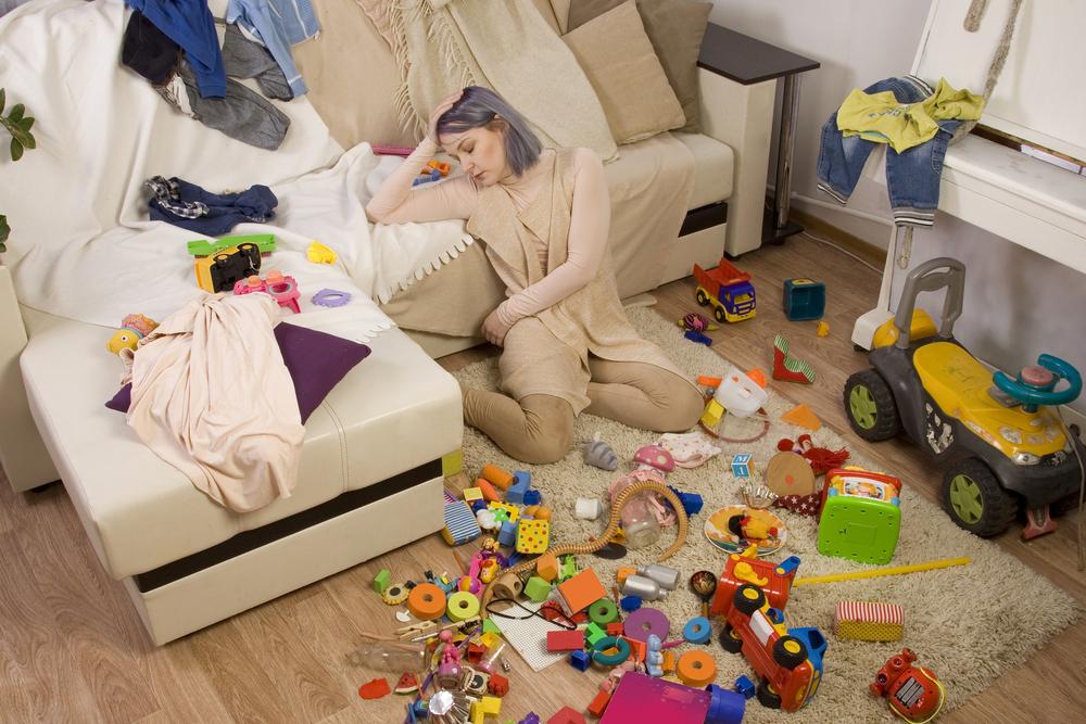 いい母親とは, 母親, 育児, 育児疲れ