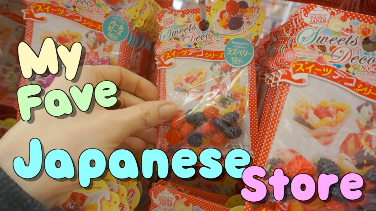 DAISO, Japanese Dollar (100 yen) Store is amazing