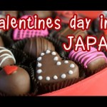 Valentines Day in Japan