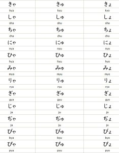 on also hiragana characters japanese lesson rh